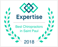 We are Proud to be Selected as Best Chiropractors in Saint Paul!